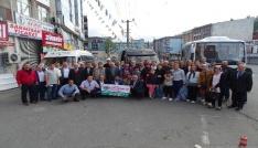 Kdz. Ereğlili çiftçiler Ankarada buluştu