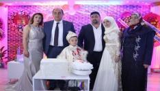 Başkan Demirtaş yeğenini sünnet ettirdi