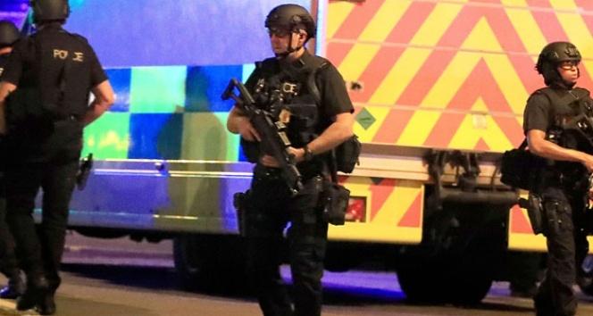 İngilterede konserde patlama: 22 ölü, 60 yaralı