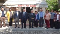 Başkan Albayrak, Mürefte TGDDnin düzenlediği kahvaltıya katıldı