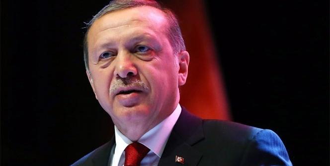Cumhurbaşkanı Erdoğan'dan 'yabancı isim' eleştirisi