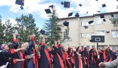 Ilgazda mezuniyet heyecanı