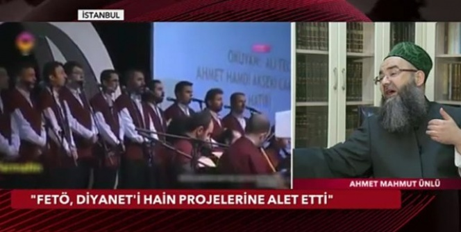 Cübbeli Ahmet Hoca: Dinler arası diyalog şirktir