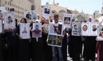 Filistinli anneler İsrail hapishanelerindeki çocukları için eylem yaptı