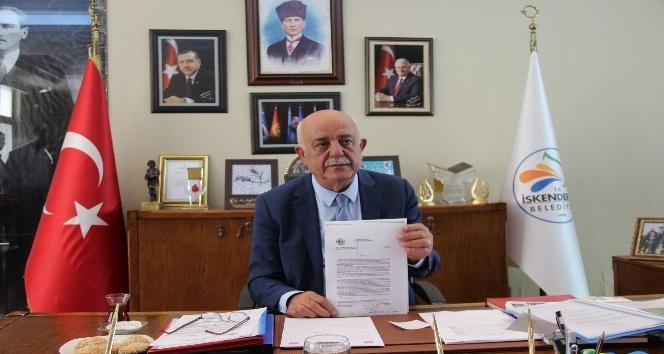Başkan Seyfi Dingil: İlaçlama Hatay Büyükşehir Belediyesinin görevidir