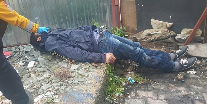 İstanbul'un göbeğinde ibret verici manzara