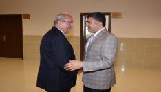 Başkan Albayraktan Kaymakam Abban ve Başsavcı Ünala ziyaret