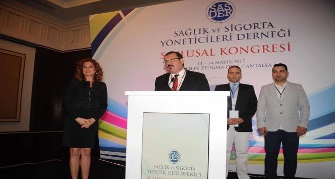 Acil servislere akıllı sistem projesi Yalovaya birincilik getirdi