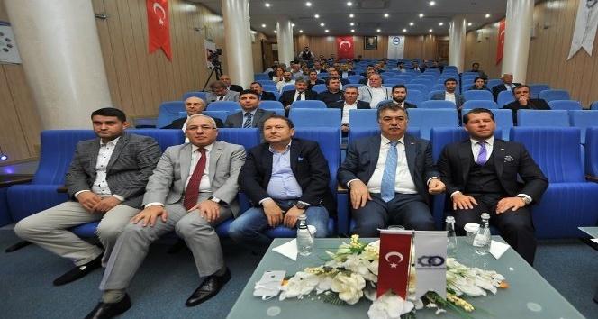 Osmaniye OSBde Olağan Genel Kurul toplantısı yapıldı