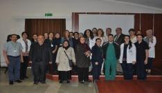 Astımlı hastalar için eğitim toplantısı