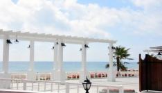 Tekirdağın ilk halk plajı yaza hazırlanıyor