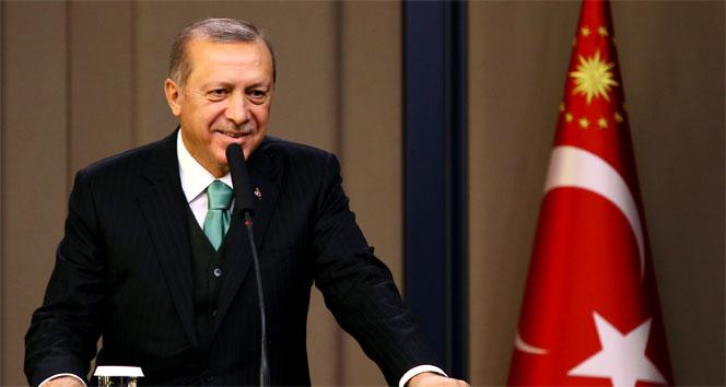 Cumhurbaşkanı Erdoğan, Fenerbahçe'yi kutladı