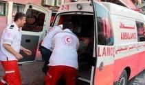 Filistin'de kışlada patlama: 5 yaralı