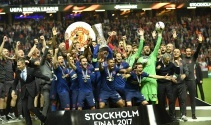 UEFA Avrupa Ligi şampiyonu Manchester United!