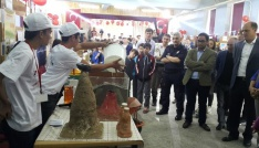 Balya Atatürk Çok Programlı Anadolu Lisesinde Bilim Fuarı
