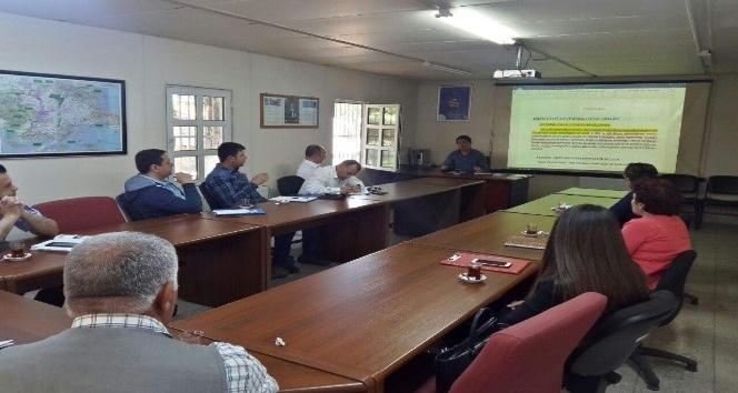 Kaynak yönetimi hizmet grubu destek çözüm ortakları toplantısı yapıldı
