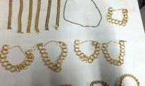 Sahte altın üreticilerine şok baskın