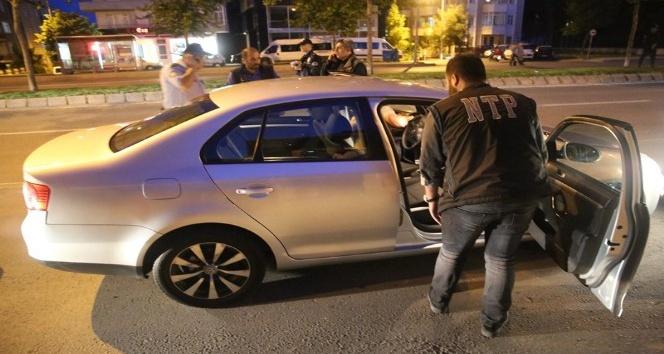 Huzur uygulamasında 67 araca 43 bin TL para cezası kesildi