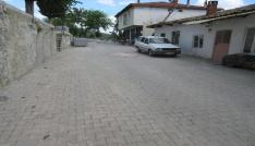 Beğenler Mahallesinde üst yapı çalışması tamamlandı
