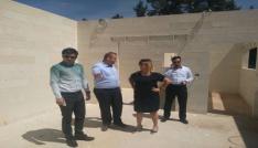 Ahmetli Mezarlığına yeni gasilhane