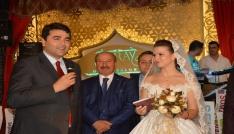 DP Genel Başkanı Uysal nikah şahidi oldu