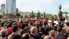 Şehit özel harekat polisi son yolculuğuna uğurlandı