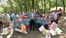 Başkan Kafaoğlu, çocukluk yıllarına döndü
