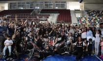 Şampiyon Beşiktaş| Garanti Bankası Tekerlekli Sandalye Basketbol Süper Ligi - Karabükspor: 71- 80 Beşiktaş RMK Marine