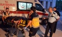 Eskişehirde tüp patlaması: 2 yaralı