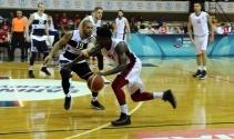 Spor Toto Basketbol Ligi: Gaziantep Basketbol: 70 - Beşiktaş Sompo Japan: 77