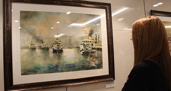 'Hastanede Sanat' farkındalığı oluşturmak için sergi açtılar