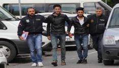 Samsunda DEAŞ zanlısı 6 Iraklı adliyede