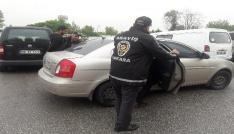 Ankarada yol kesip silahla havaya ateş eden 4 şehir magandası yakalandı
