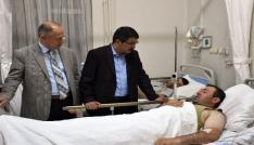 Enfeksiyondan rahatsızlanan askerlerin tedavisi sürüyor