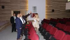 Şehit Fethi Sekin Gençlik Merkezi açılışa hazırlanıyor