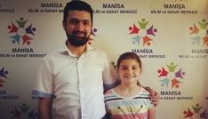 Kompozisyon yarışmasında Türkiye birincisi oldu