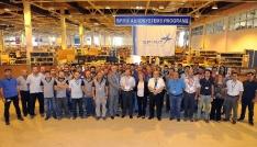 TUSAŞ, Spirit işbirliği ile 292 milyon dolar ihracat gerçekleştirecek