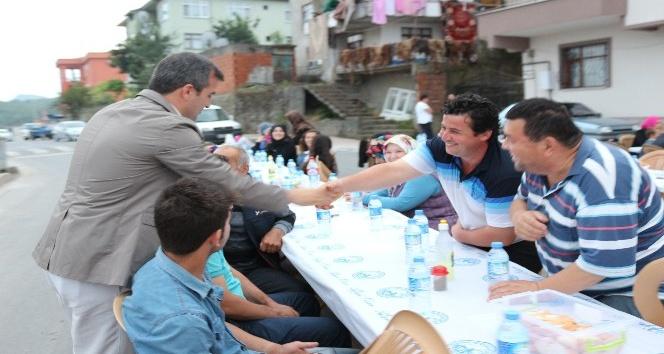 Başkan Cüneyt Yemenici Ramazan ayını kutladı