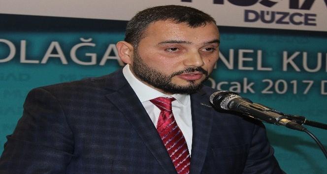 MÜSİAD Başkanı İsa Şengüloğlu Ramazan ayını kutladı