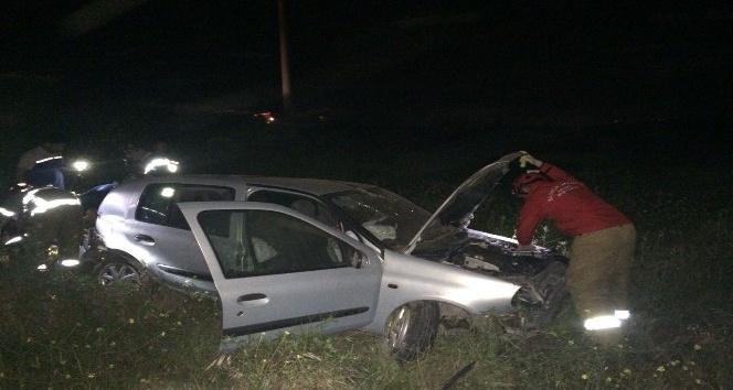 Bandırmada trafik kazası: 1 yaralı