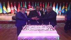 (Özel Haber) Afrika Gecesinde büyükelçiler Ankara oyun havaları eşliğinde oynadı