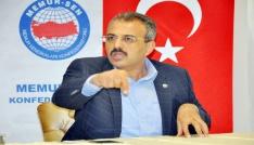 Büro Memur-Sen Genel Başkanı Yanbaz: Zamlar en kısa sürede yapılmalı, aksi takdirde eylem yapacağız