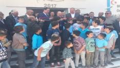 Ömer Halisdemir camii hizmete açıldı