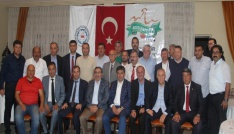 7 ilin spor adamları Nevşehirde buluştu