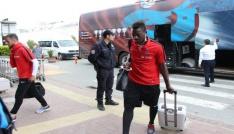 Trabzonspor İstanbula gitti