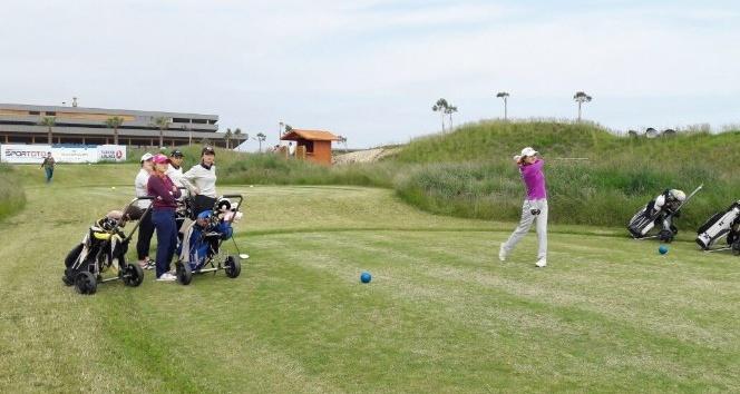 Türkiye Golf Turunun 7. Ayağı Samsunda başladı