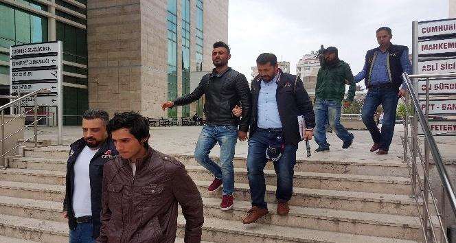DEAŞtan adliye sevk edilen 6 kişiye sınır dışı kararı