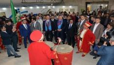 Bakan Soyluya Trabzon Günlerinde sevgi seli