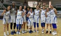 Bornova Becker Spor'dan 15 sayı fark