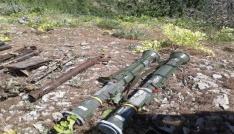 """TSK: """"Uluderede tanksavar füzeleri ve mühimmat ele geçirildi"""""""